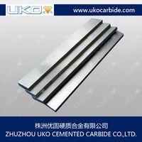 Tungsten Carbide Strips cast raw materials for ingredients
