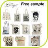 High quality organic cotton bag /cotton shopping bag