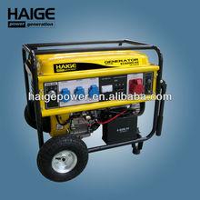 1kw 4 stroke petrol portable generator EC1200CX