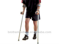 adjustable elbow crutch