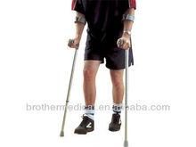adjustable elbow crutch