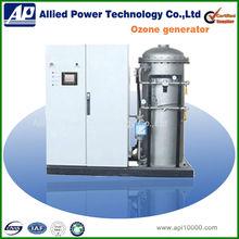 corona discharge ozonator for sterilization in HVAC system