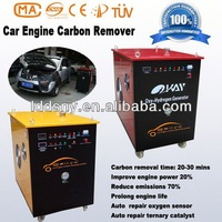 hho gas carbon cleaner/second hand car renewer