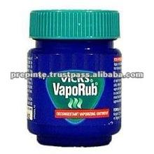Vicks Vaporub balm and inhaler