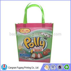 low price PP non woven bag, shopping bag, PP non woven shopping bag