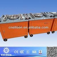 Manual steel bar arc bending machine