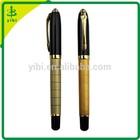 JD-L527 Luxury gold roller ball point pen gift pen