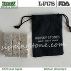 Yellow granite chilling stone rock | scotch stone | savor stone