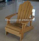 WPC Adirondack chair
