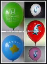 Silk Printing Round Balloons
