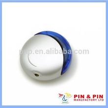 fashionable zinc alloy two tone ball shape creative usb flash drive
