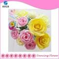 2015 colorido artificial de flores de papel( sfcm- 05)