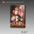 Novo clássica handmade da flor& ainda pinturas da vida para a arte da parede