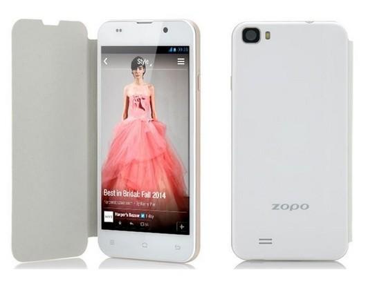 Octa Core ZOPO ZP980+ Platinum MT6592 RAM 1GB ROM 32GB 14MP 5MP Camera Smart Mobile Phone ZOPO ZP980+ Mobile Phone