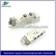 SMC type solenoid valve SY series 3 way solenoid valve