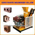 Machine automatique de briques de terre comprimée wt1-25
