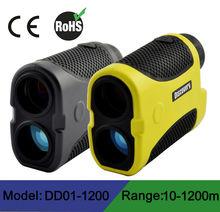 laser measuring device Laser rangefinder 1200m water resistant