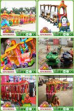 Children loves!!!mini animal rides,electric rail train,rail train for sale