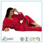 Factory wholesale hotel bathrobe/ OEM cheap cotton bathrobe