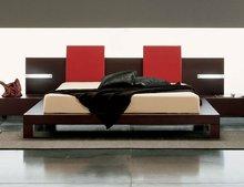 Complete Set of Platform Bed