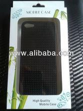 Carbon Fiber Case For Iphone 4/4s