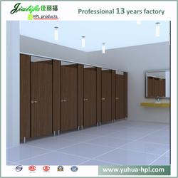 Jialifu KYB Mexico S.S Heavy-Duty Hardware hpl toilet partition