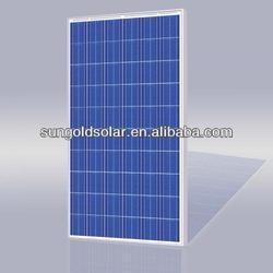 245w poly price per watt solar panels in india