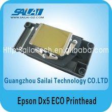 Hot Sales!! eco solvent f186000 dx5 print head for galaxy printer (Unlock head/Old head)