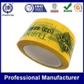 Laimpresión personalizada de cinta( logotipo de la empresa,información de contacto)/bopp cinta adhesiva de embalaje