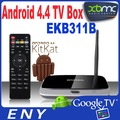 Fabricante de suministro rk3188 quad core android tv box k-r42