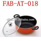 Cheap Cookware Set Non-stick Aluminum Cooking Pot