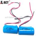 3.6v 2/3aa batería de litio er17330, de la batería er17335 con alambre/conector/pins/lengüetas soler