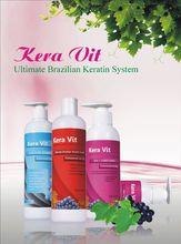 new natural brazilian keratin straightening cream