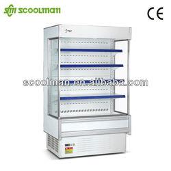 Supermarket refrigeration equipment