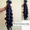 Virgin Indian Hair Wholesale: Natural Human Hair Extensions With Full Cuticles