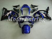 for honda CBR900RR bodykit 954 2002-2003 cbr900rr cbr 900 rr cbr 900rr cbr900 rr 954 02 03 cbr954 cbr900rr fairing black blue