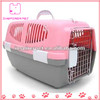 Cute Safety Air Pet Carrier Plastic