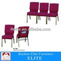 Cadeiras da igreja, banco da igreja e cadeiras ebf-06