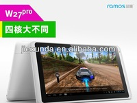 "10.1"" RAMOS W27pro Quad Core tablet PC with Actions ATM7029 ARM Cortex A9 1G RAM 16G Flash WiFi"