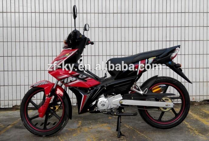 تصميم جديد دراجات نارية cub 50cc eec الدراجة