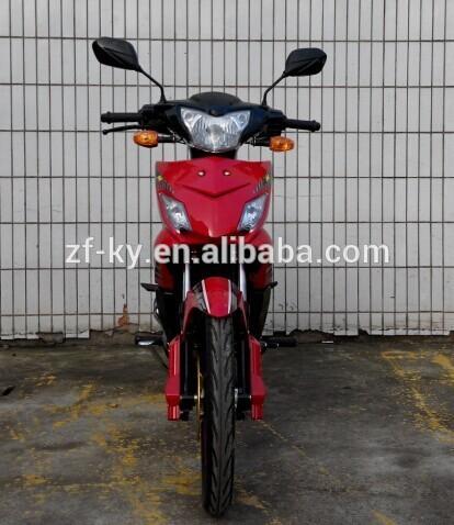 Nuevo diseño cee ciclomotor 50CC CUB motocicletas