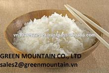 VIETNAM LONG GRAIN WHITE RICE 5% BROKEN WELL- MILLING