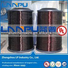 NEMA standard enamel wire metal glass art