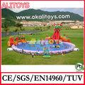 outdoor gigante dragão de parque de diversões brinquedosinfláveis