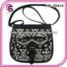 AZTEC Canvas Tribal Sling Bag Popular Ladies Mini Bag Wholesale For US Market