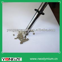 magnet swarf remover bar for pick up