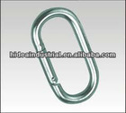 steel quick link rigging