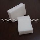 white magic eraser high density melamine foam sponge for household cleaning