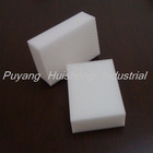 white magic eraser high density melamine foam sponge for household cleaning
