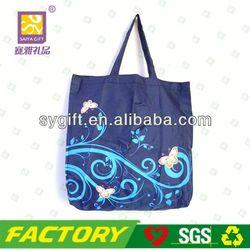 Logo design promotional cheap logo shopping bags